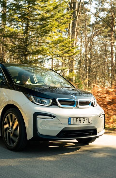 Säker framtid för elbilar i Sverige