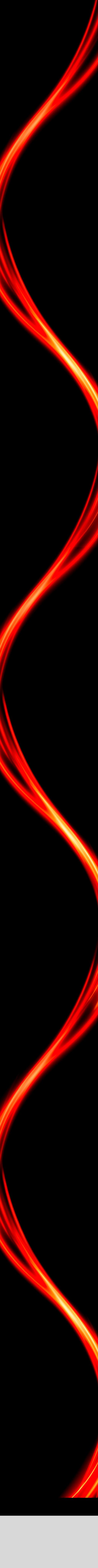 Fond noir avec faisceau lumineux spiralé rouge et jaune