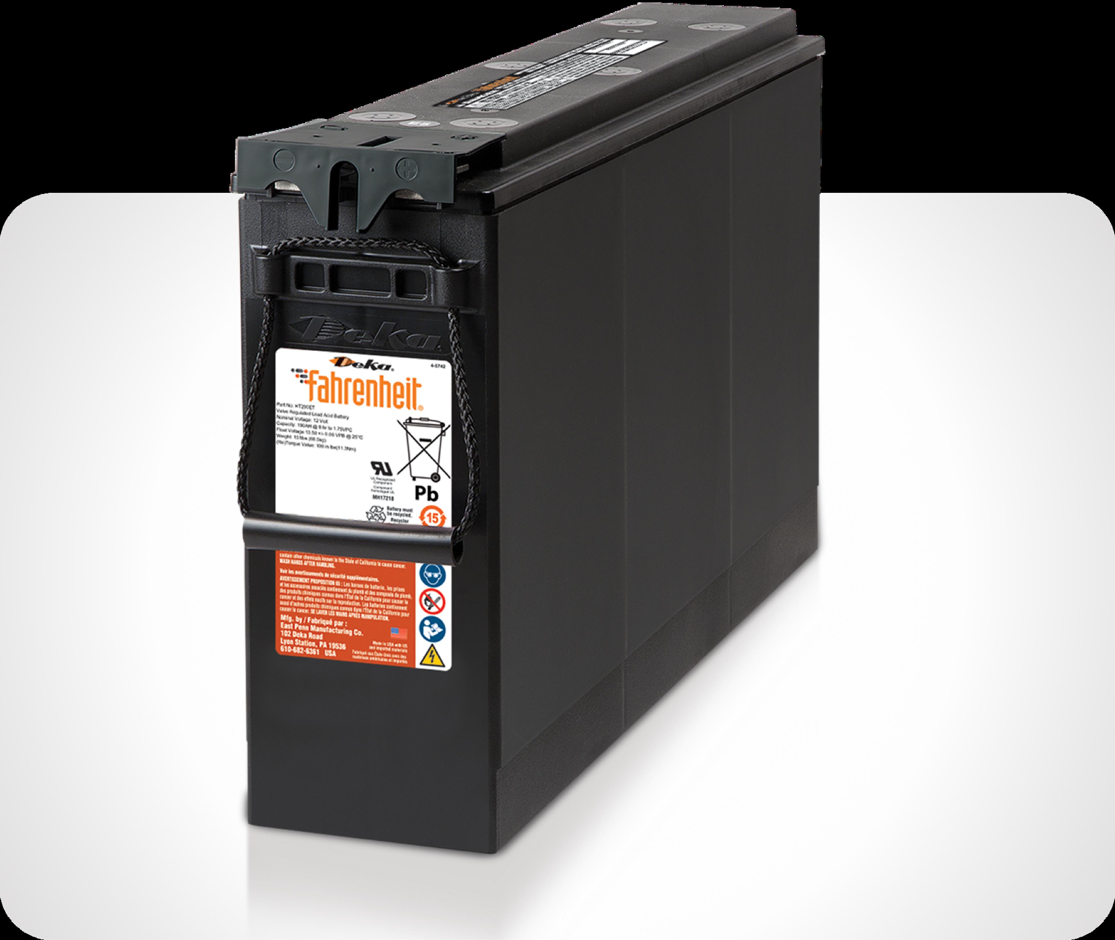 Picture of Deka Fahrenheit Batteries