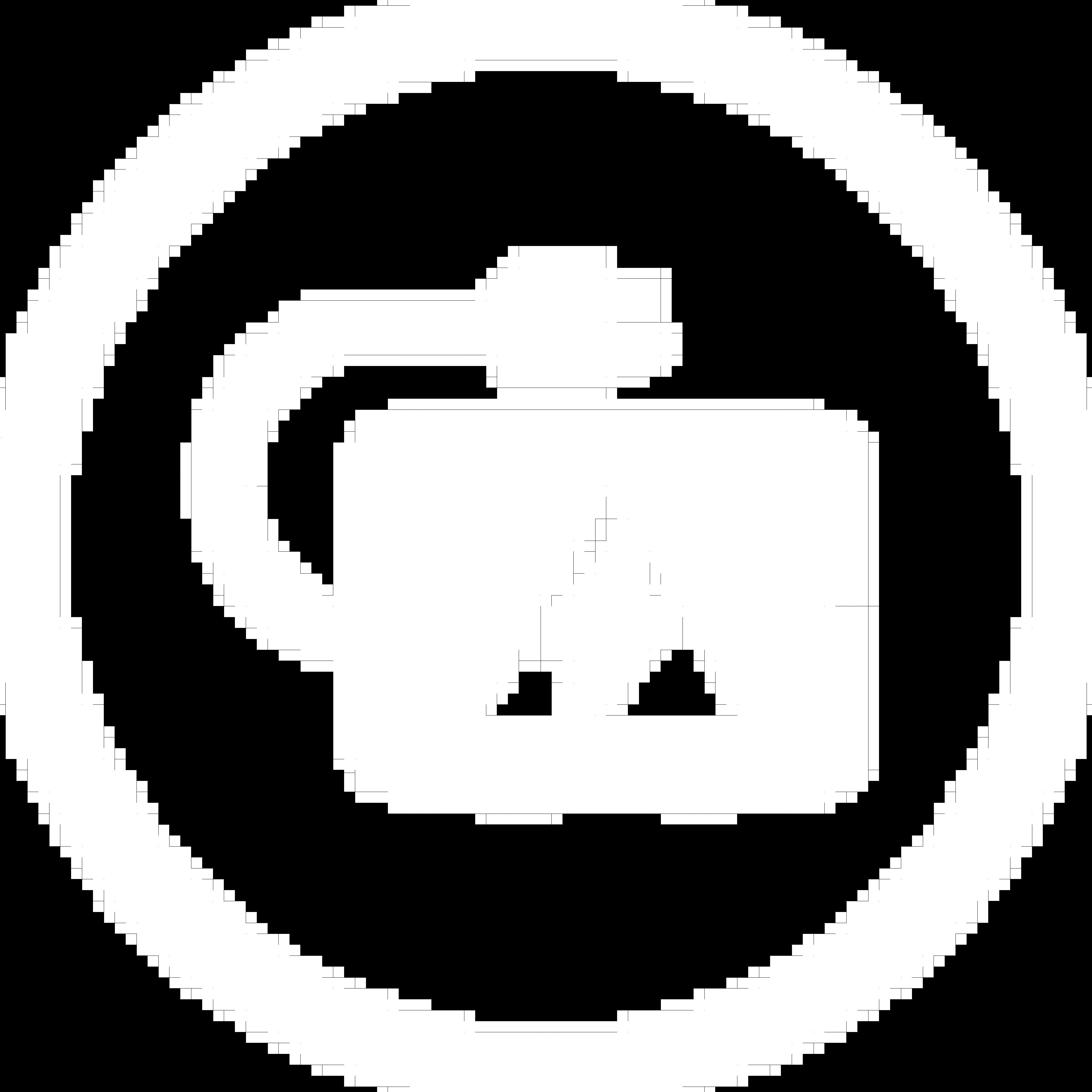 Icône blanche de batterie à l'intérieur d'un cercle
