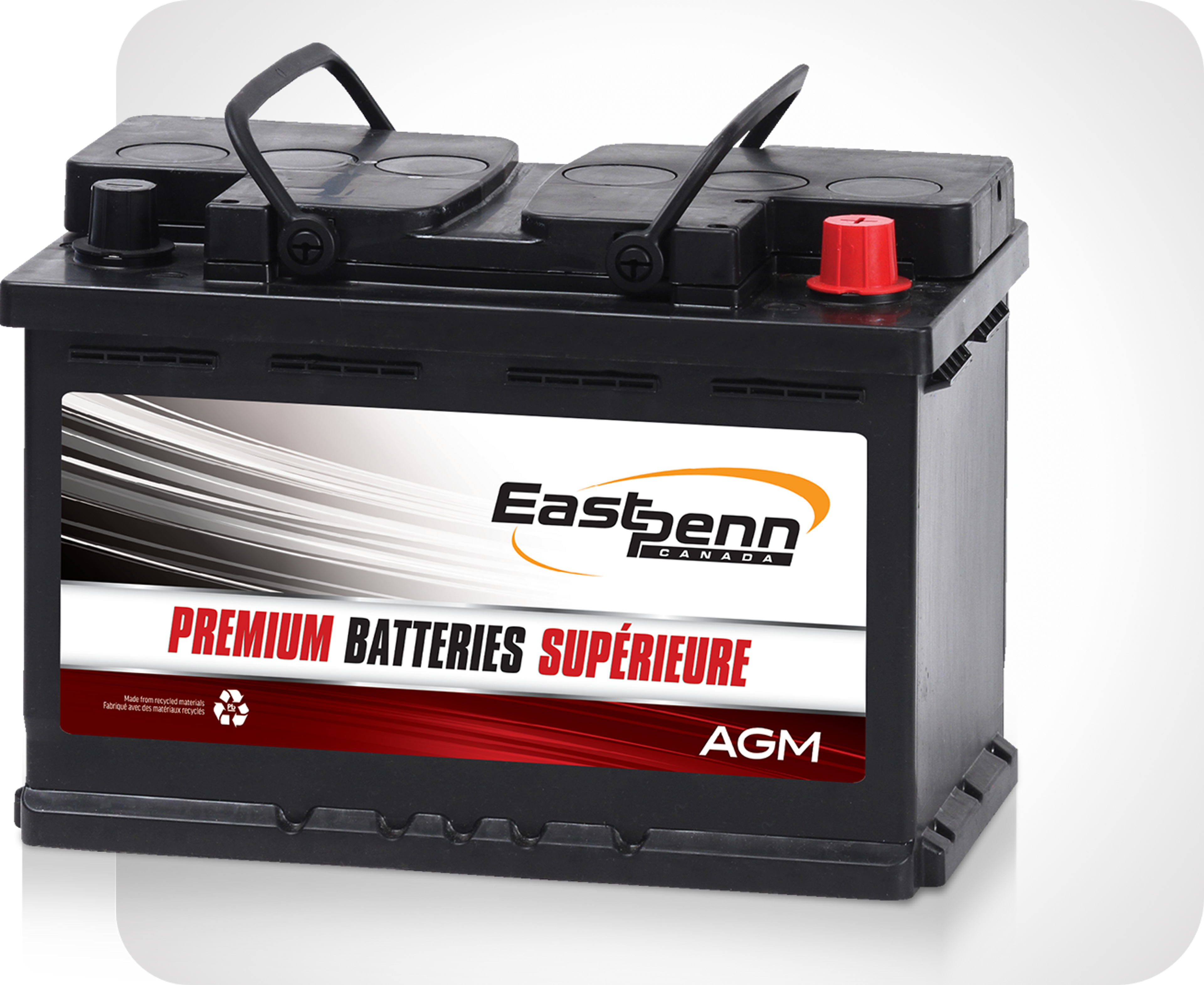 Picture of East Penn brand Premium AGM battery