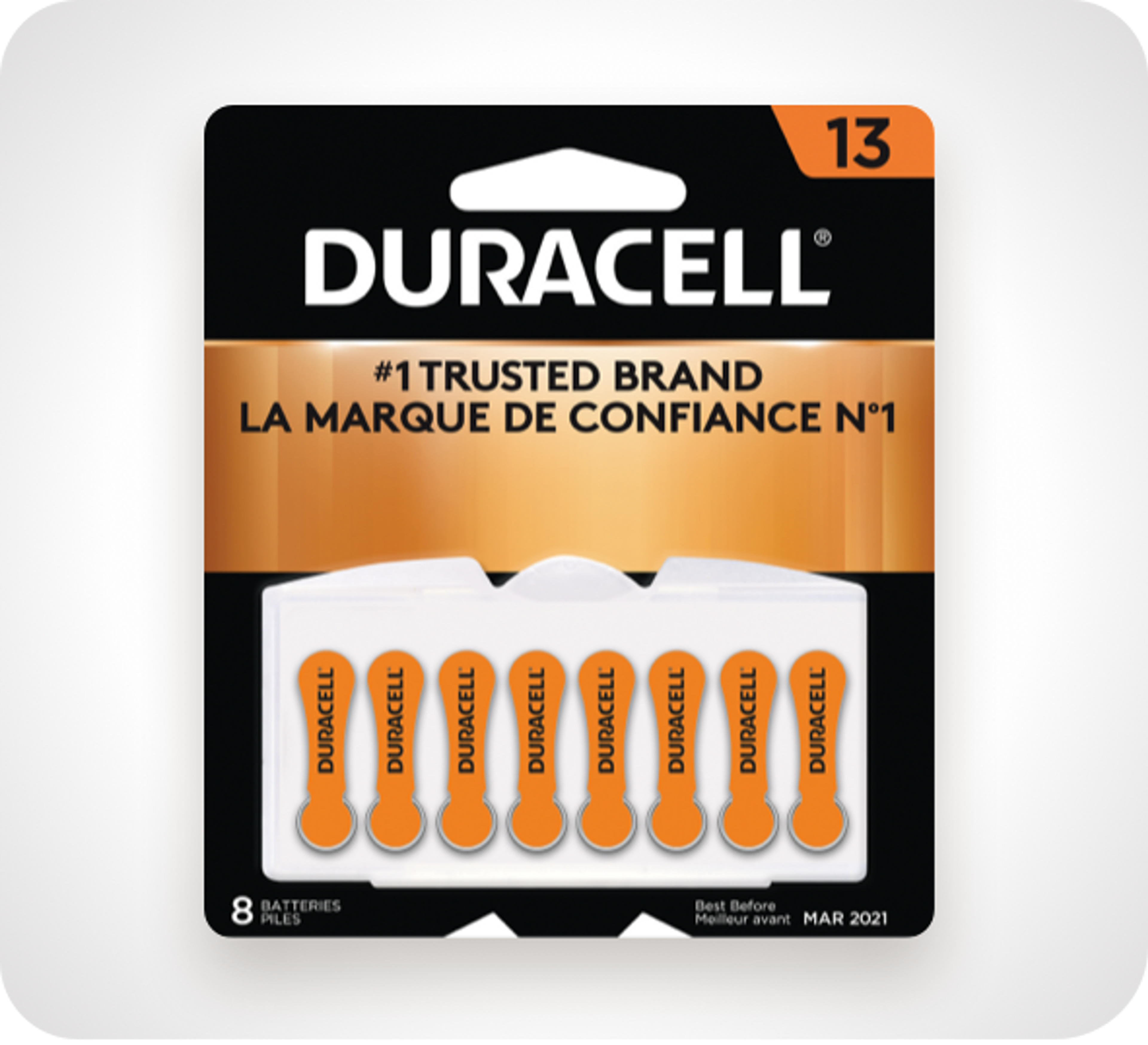Picture of Duracell® Hearing Aid Batteries