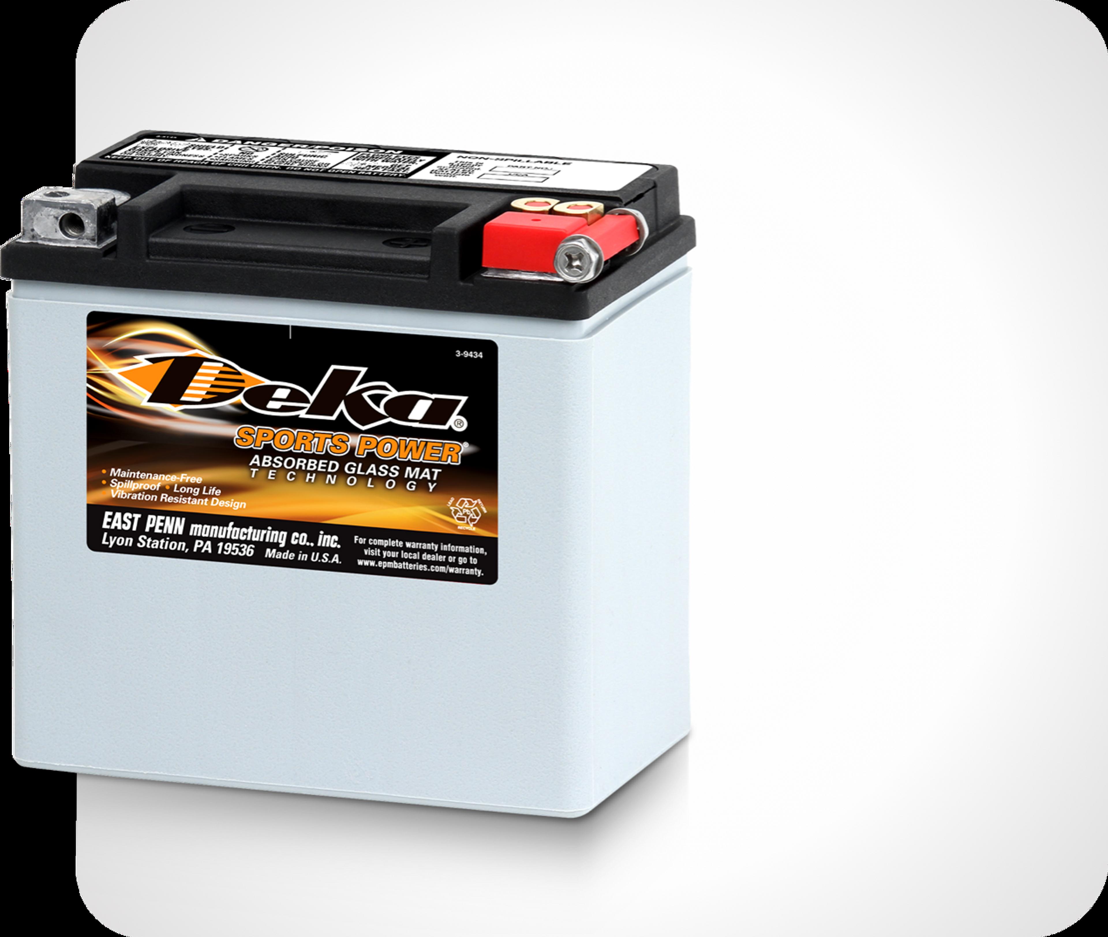 Picture of Deka ETX Power Sports – AGM Batteries