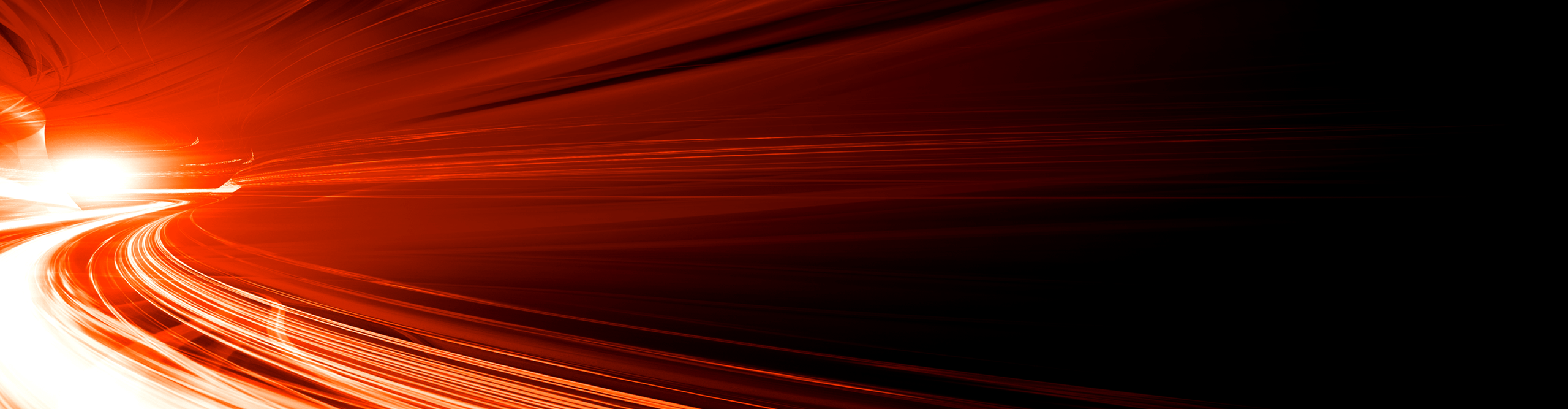 Background image of white and red rays of light