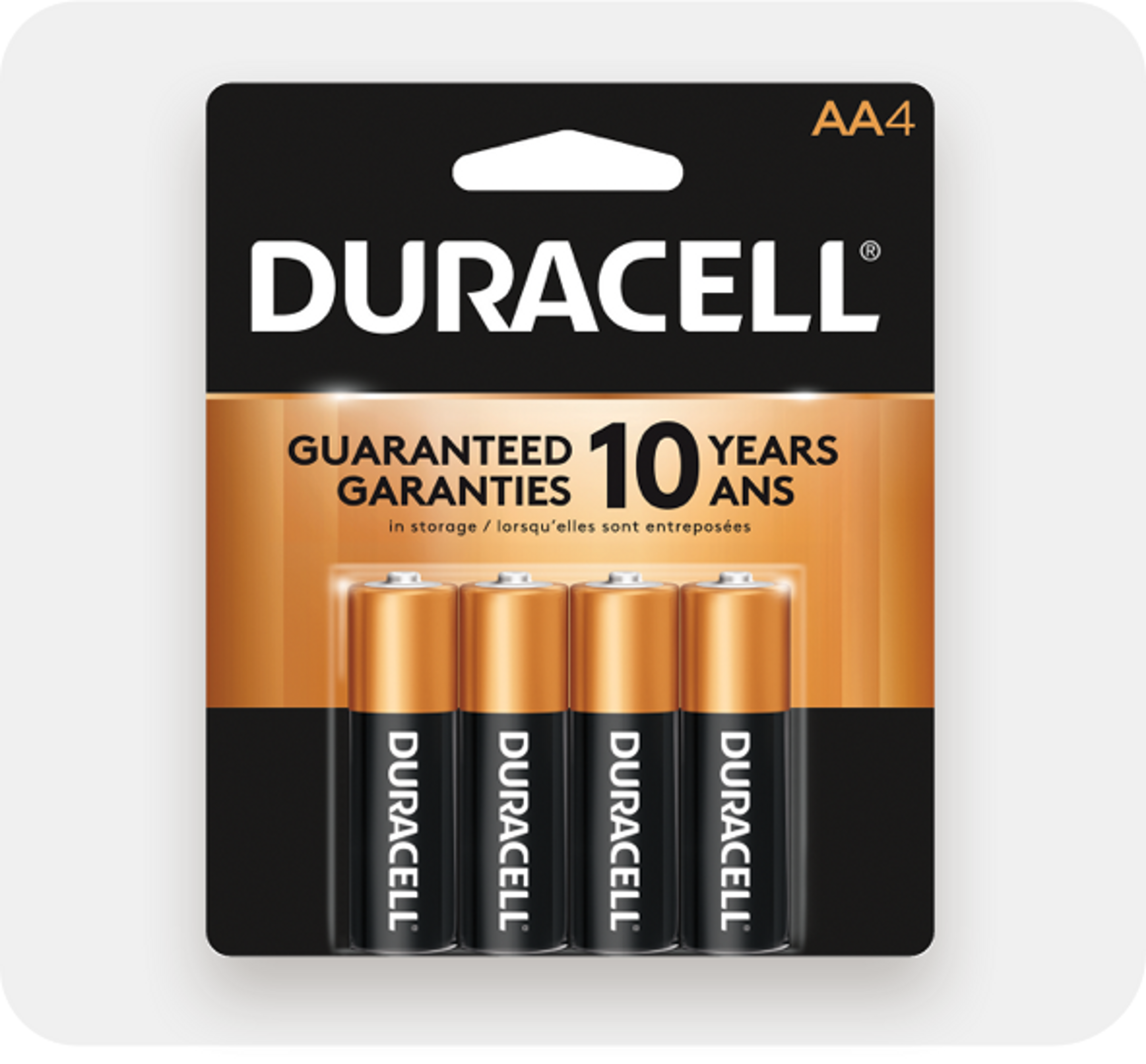 Picture of Duracell® Coppertop Alkaline Batteries