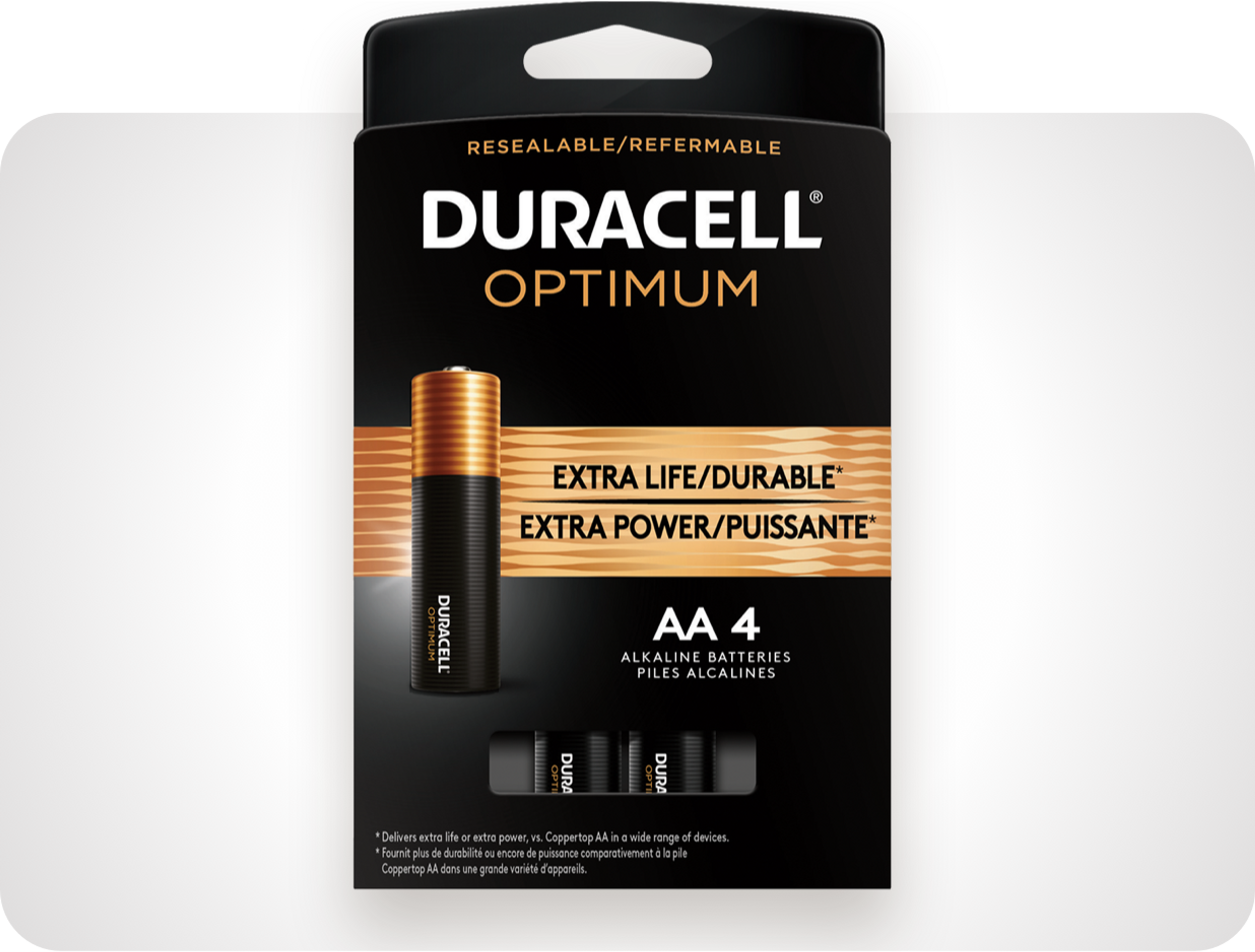 Picture of Duracell® Optimum Alkaline Batteries