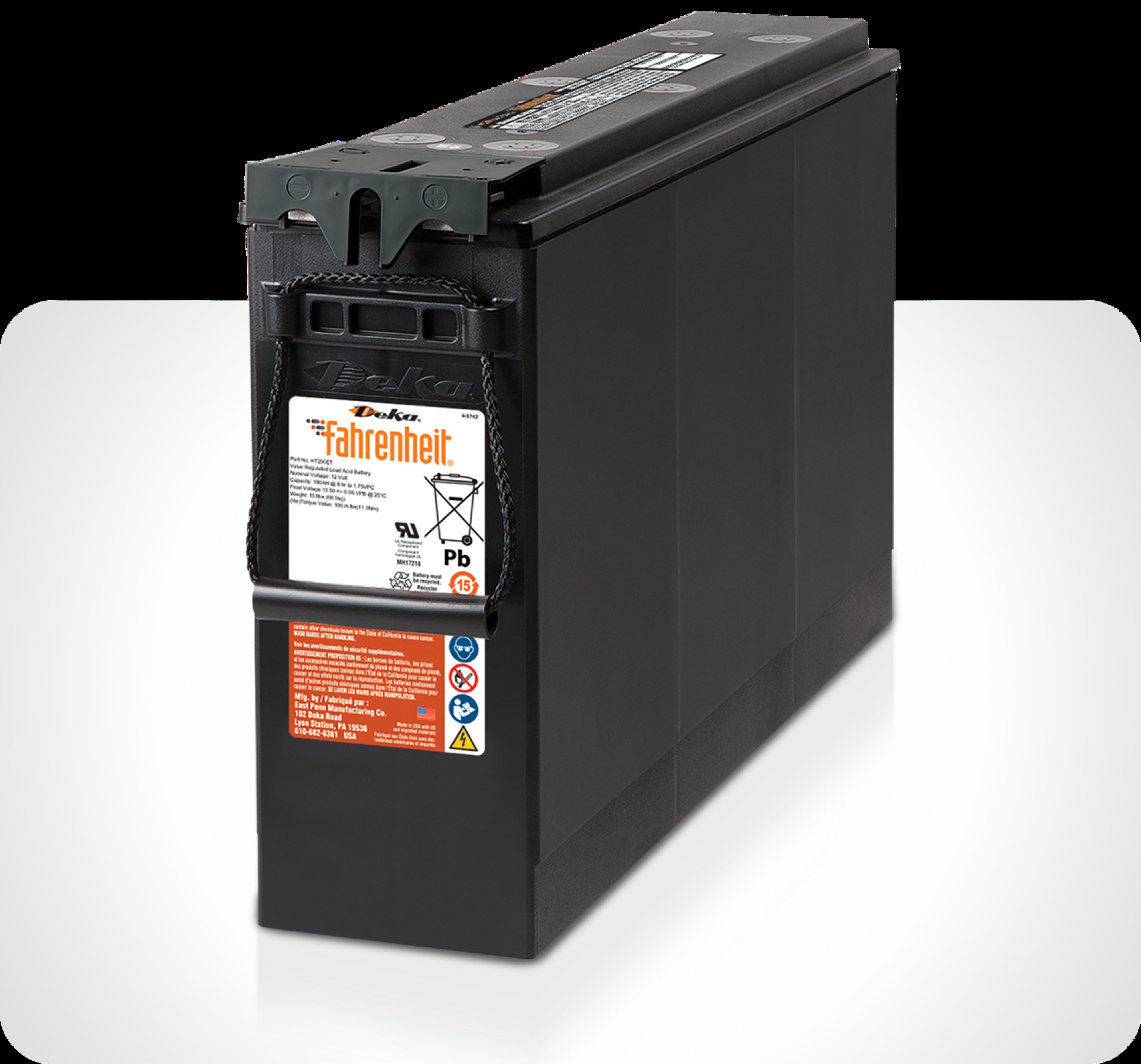 Picture of Deka Fahrenheit Battery