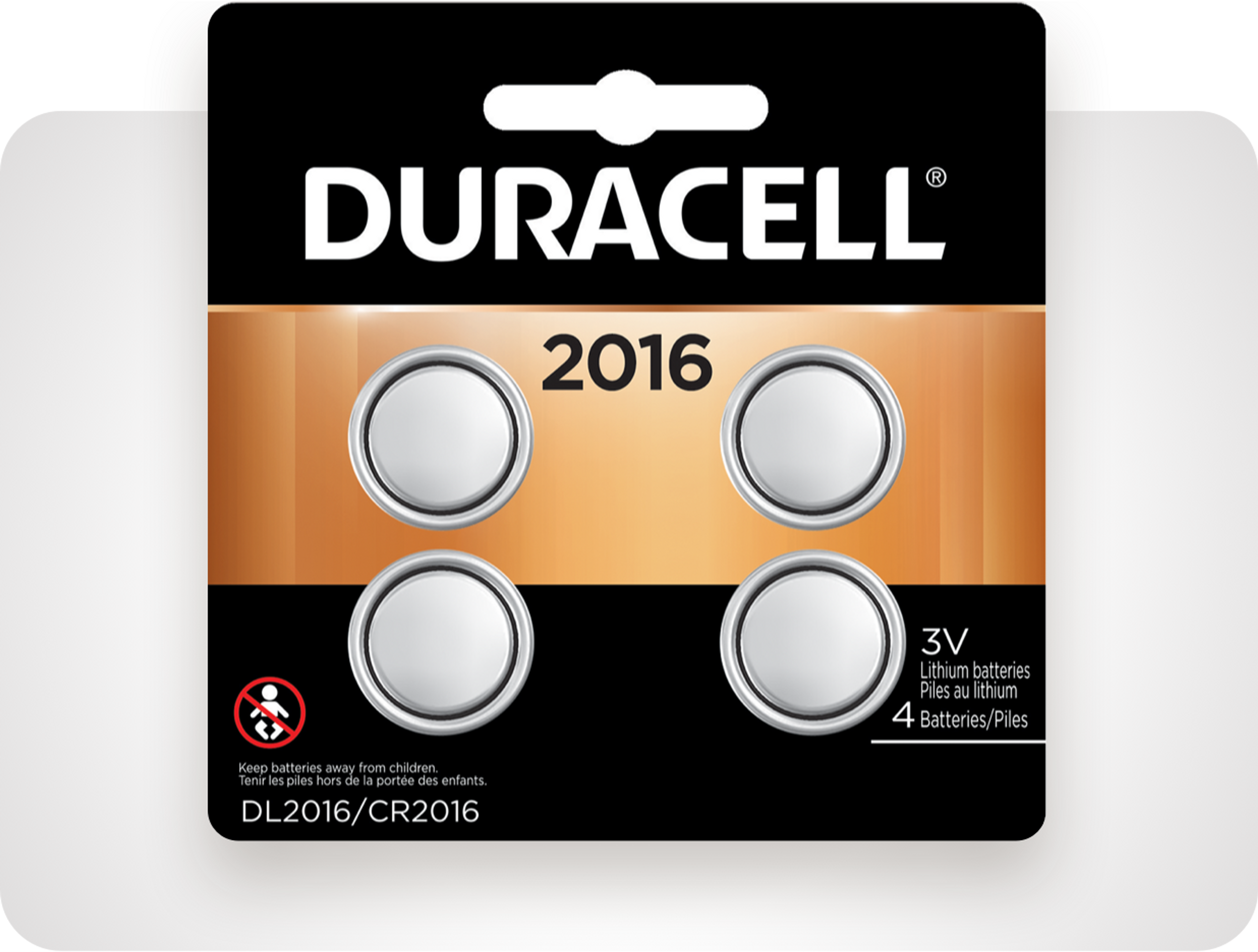 Picture of Duracell® Lithium Coin Batteries