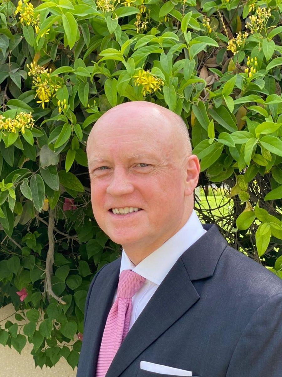 Julian Frankum MEA CEO
