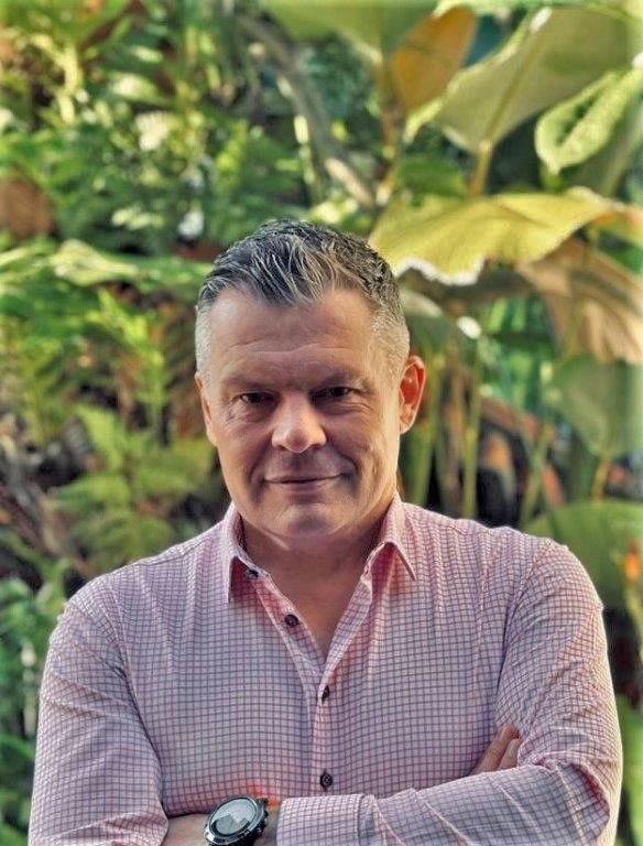 Jeremy Hopwood Asia Regional Director