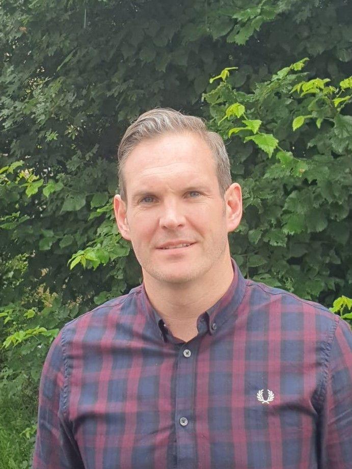 Dean Kelly Europe/Americas Regional Director