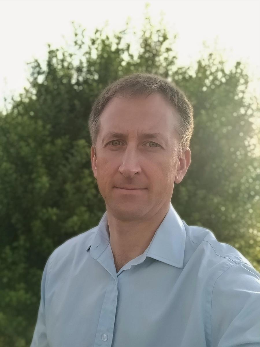 Chris Baker ANZ & Pacific Regional Director