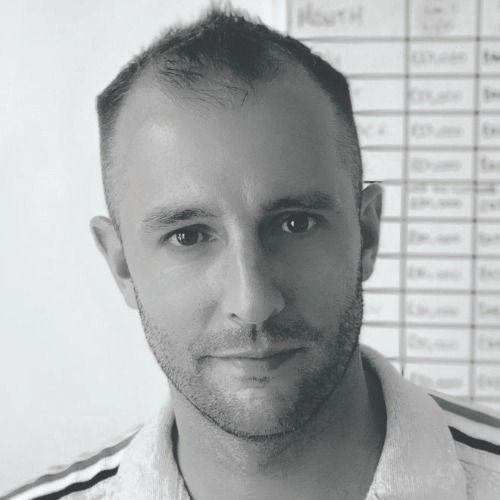 Jason Harcombe