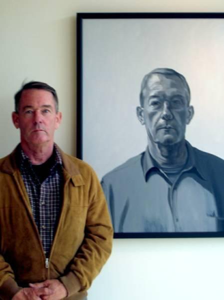 Jeff Richards Portrait