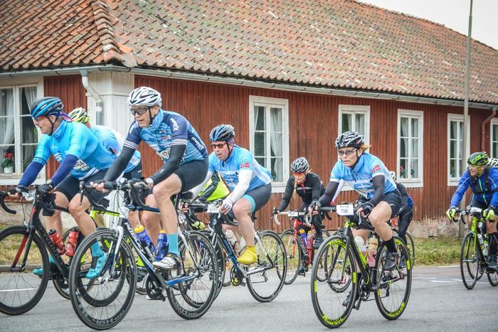 Sykling, flere syklister