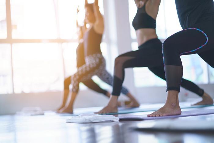 Yoga gruppetime