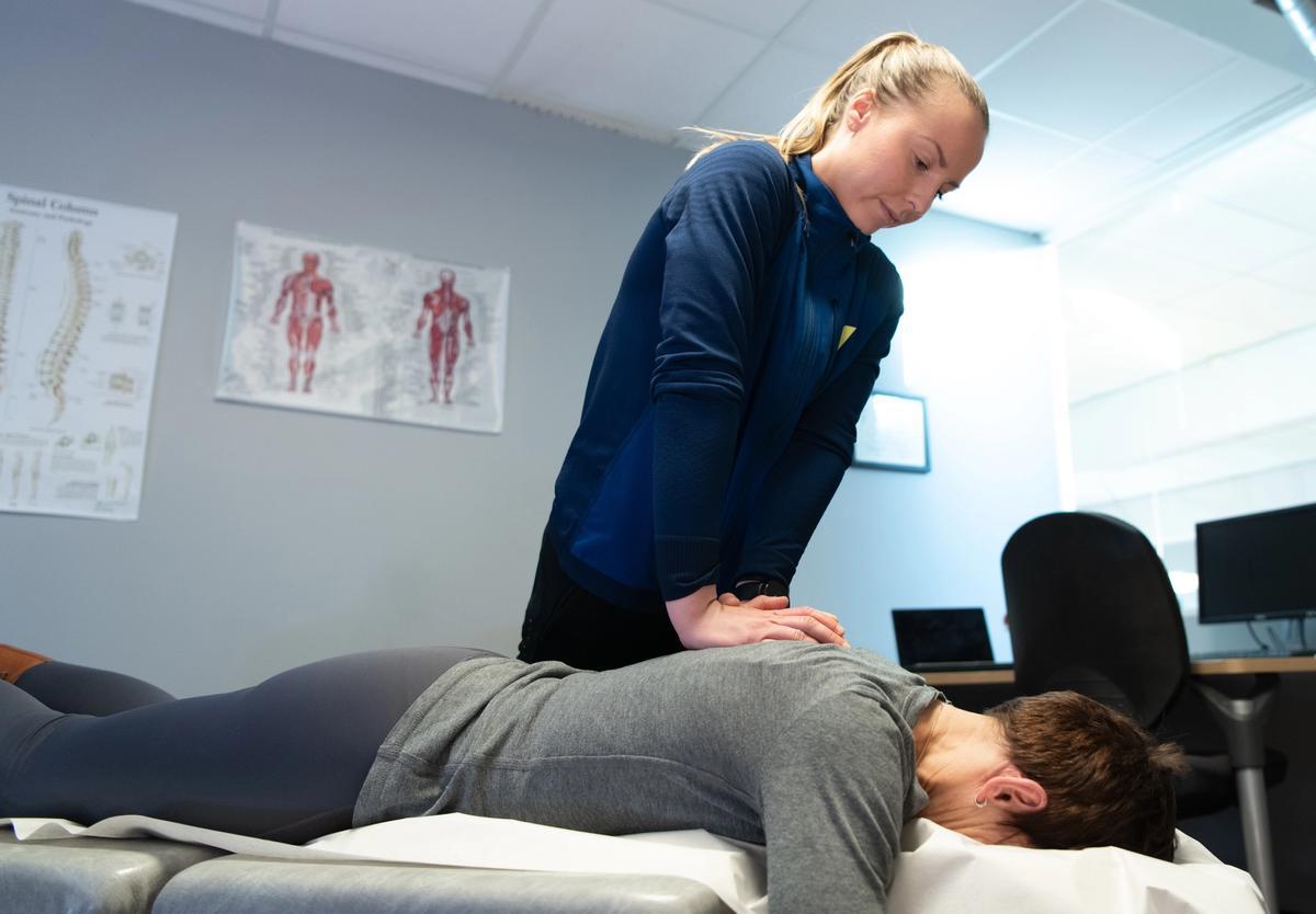 Rehabilitering og fysioteriapi