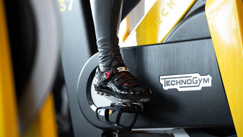 Technogym sykkel