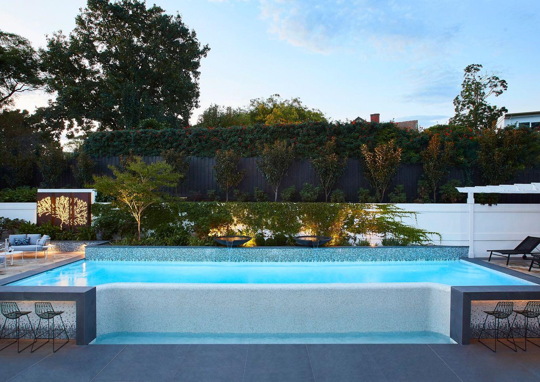 Full length image of pool