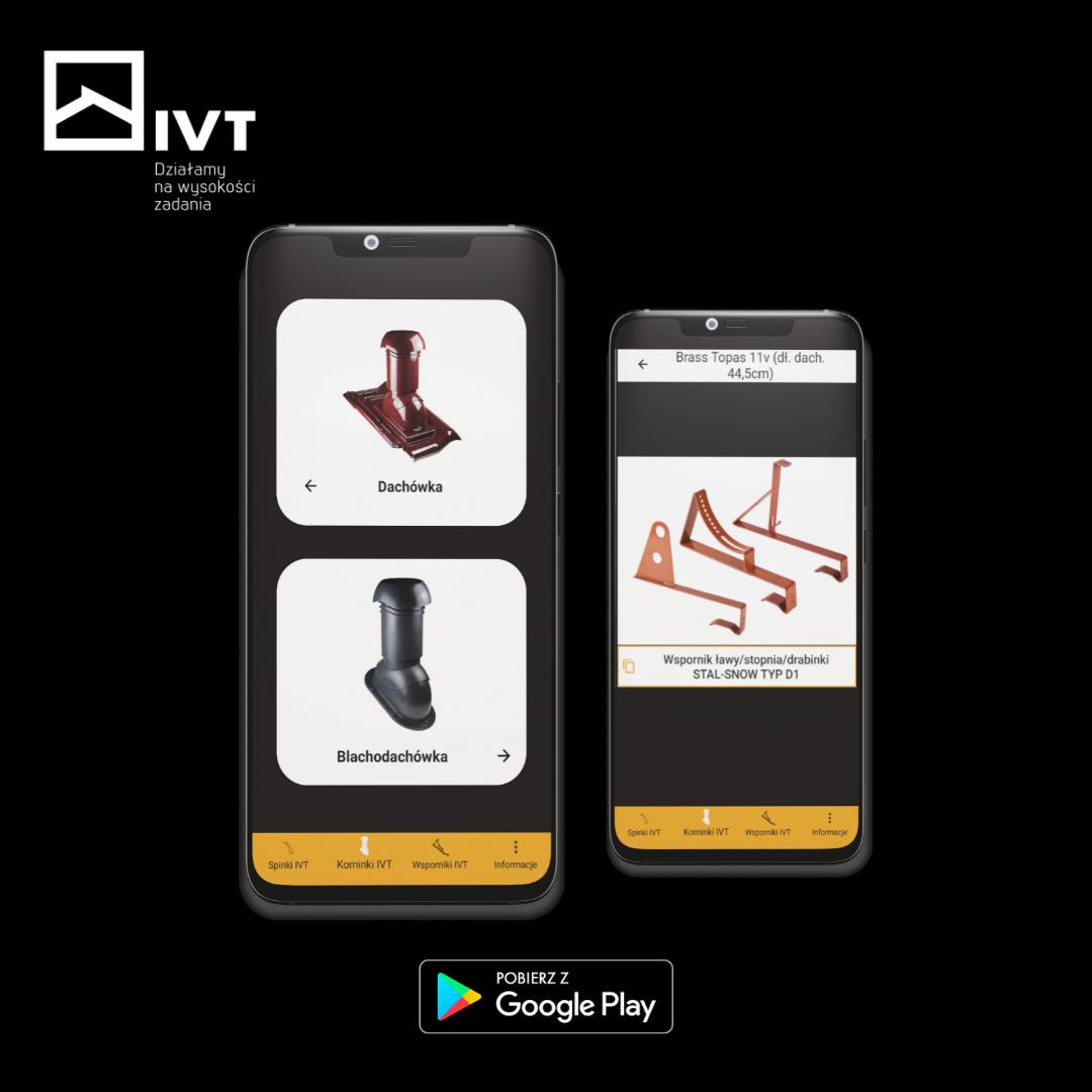 aplikacja IVT