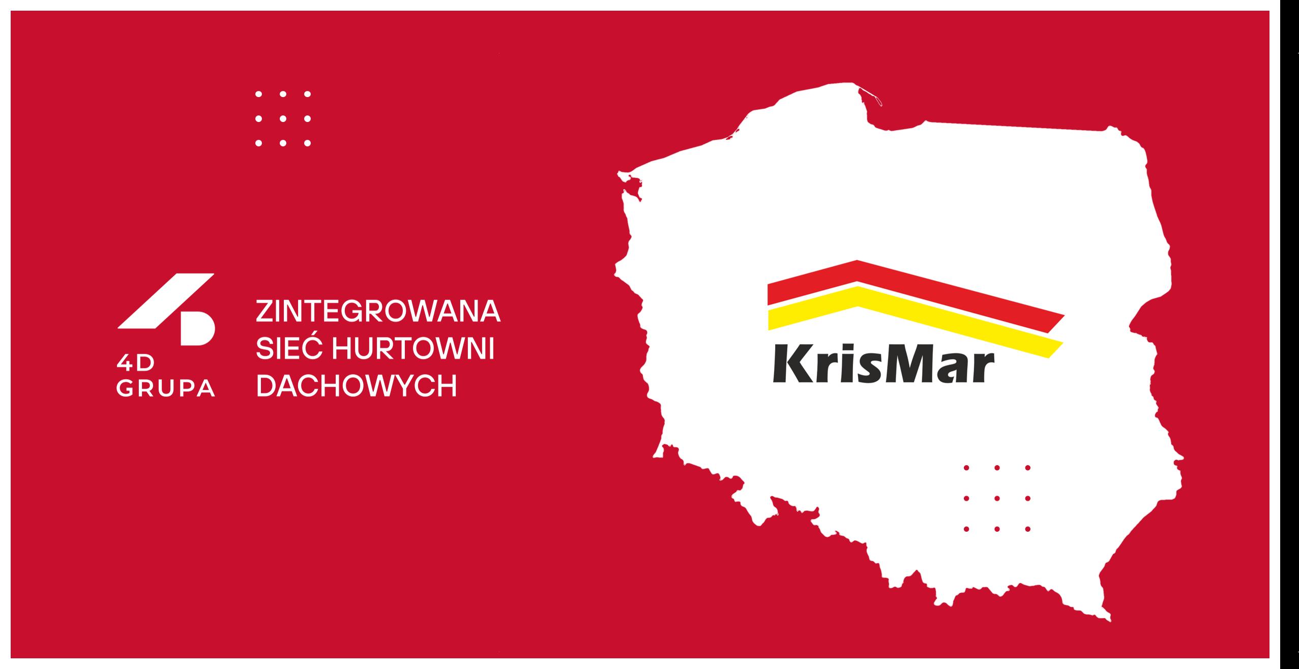 Firma KrisMar z Kielc dołączyła do 4D Grupy
