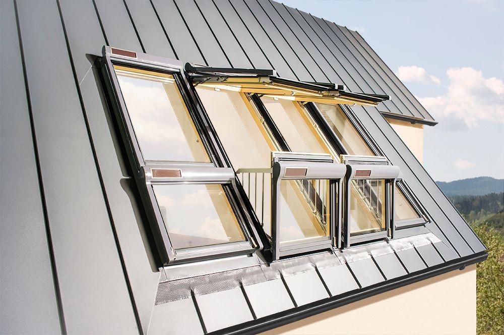 Okna dachowe Fakro
