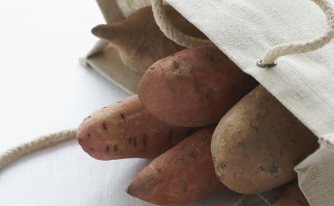 are sweet potatoes in a paleo diet