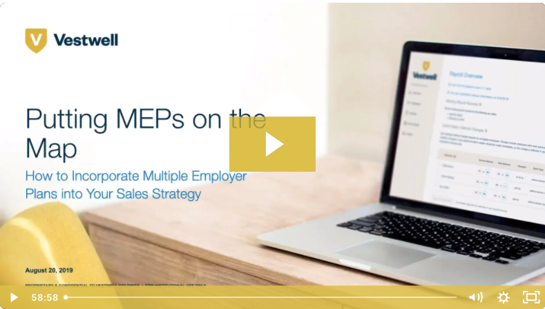 how to incorporate multiple employer plans (MEPs) into your sales strategy
