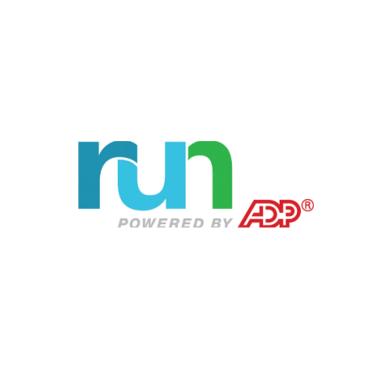 Run by ADP Logo