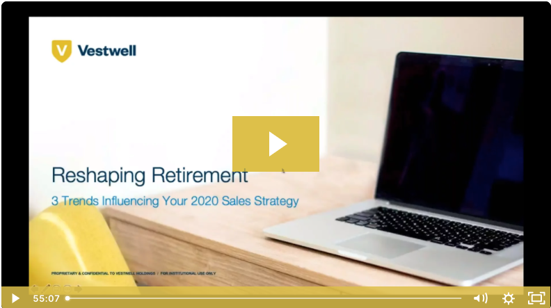 reshaping retirement video beginning