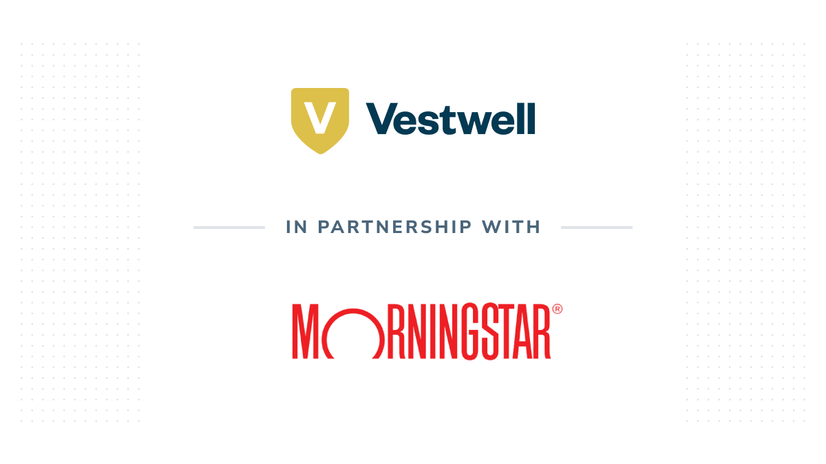 Vestwell in partnership with Morningstar