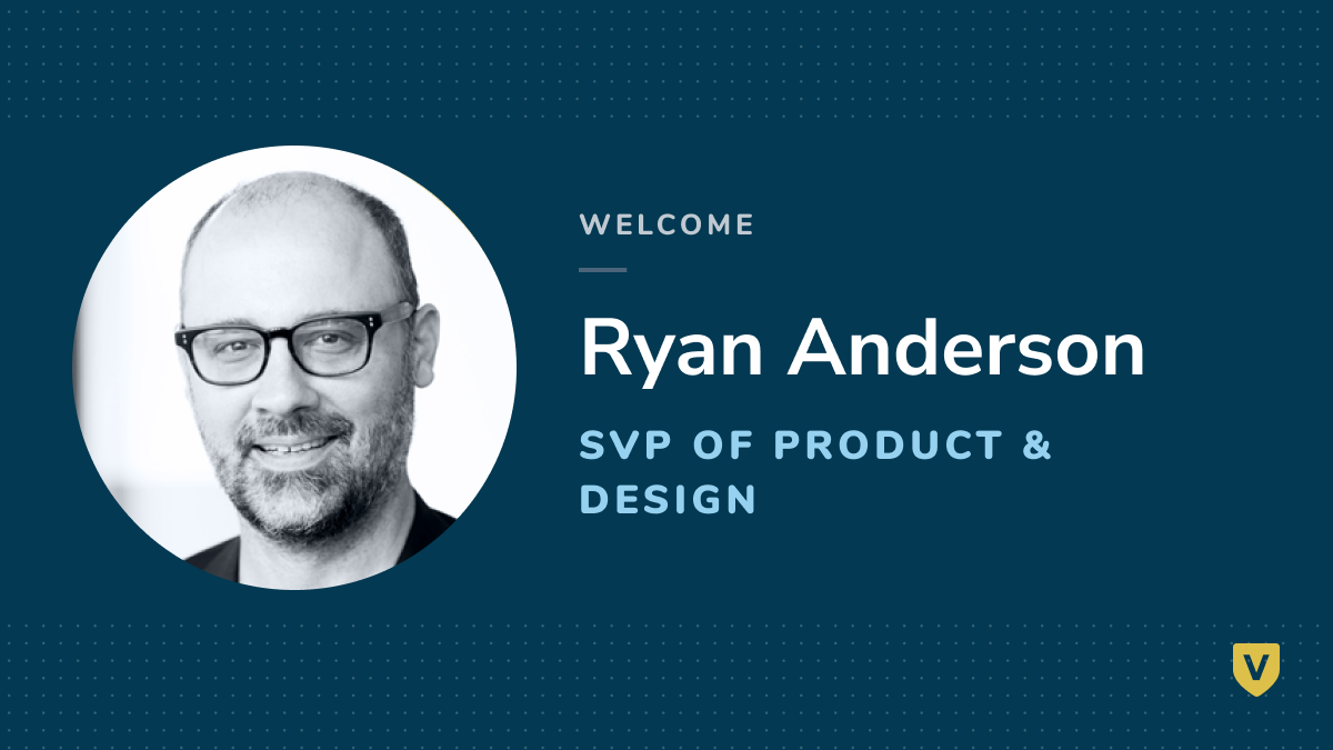 ryan anderson svp of product and design