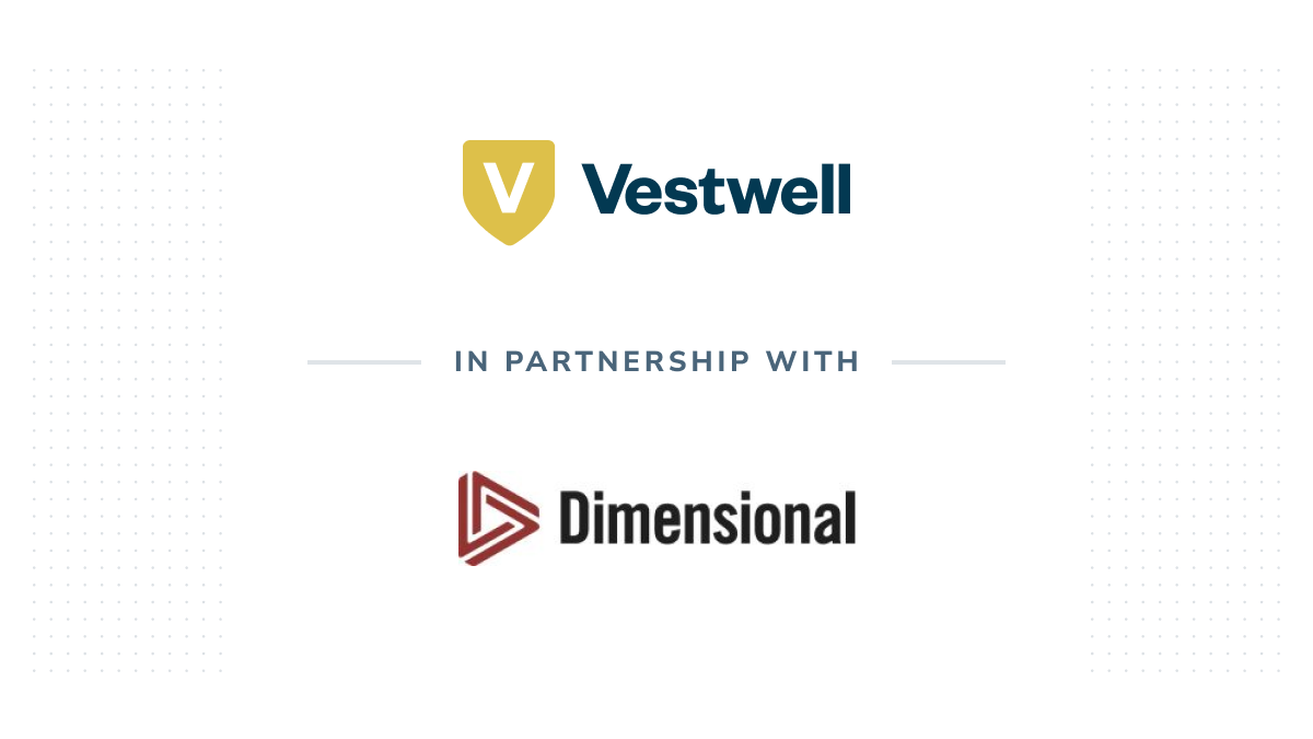 vestwell partners with dimensional