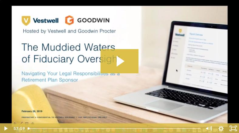 navigating your legal responsibilities as a retirement plan sponsor video