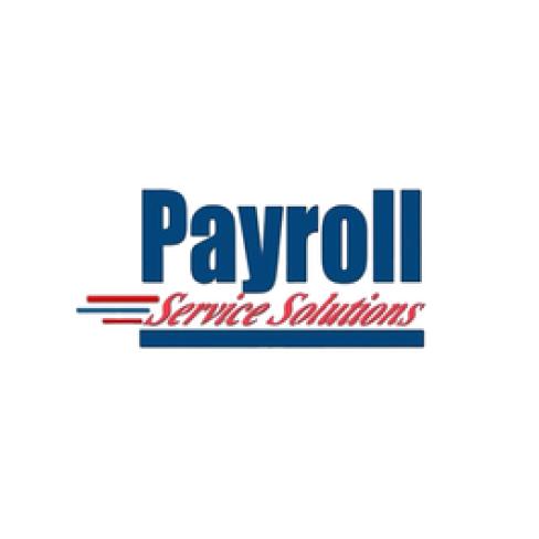 Payroll Service Solutions Logo
