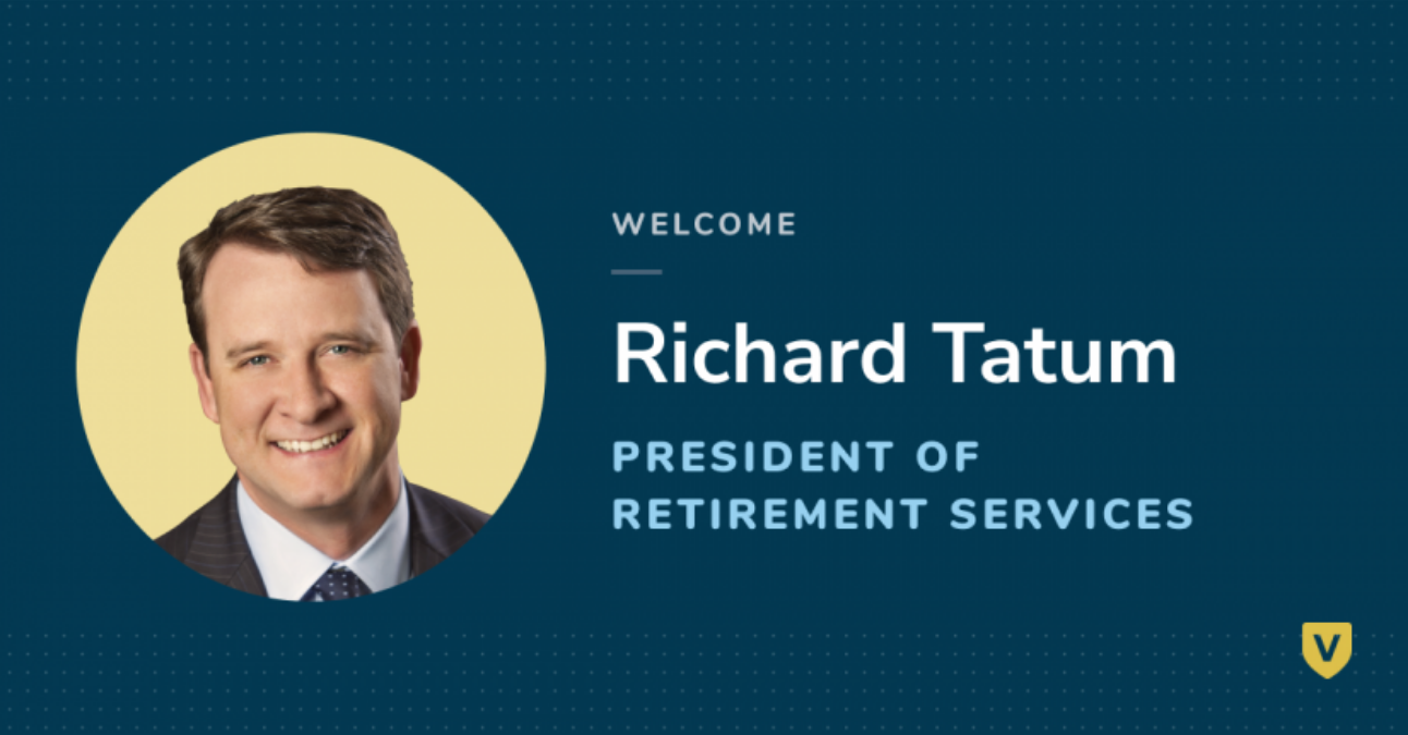 richard tatum president of retirement services