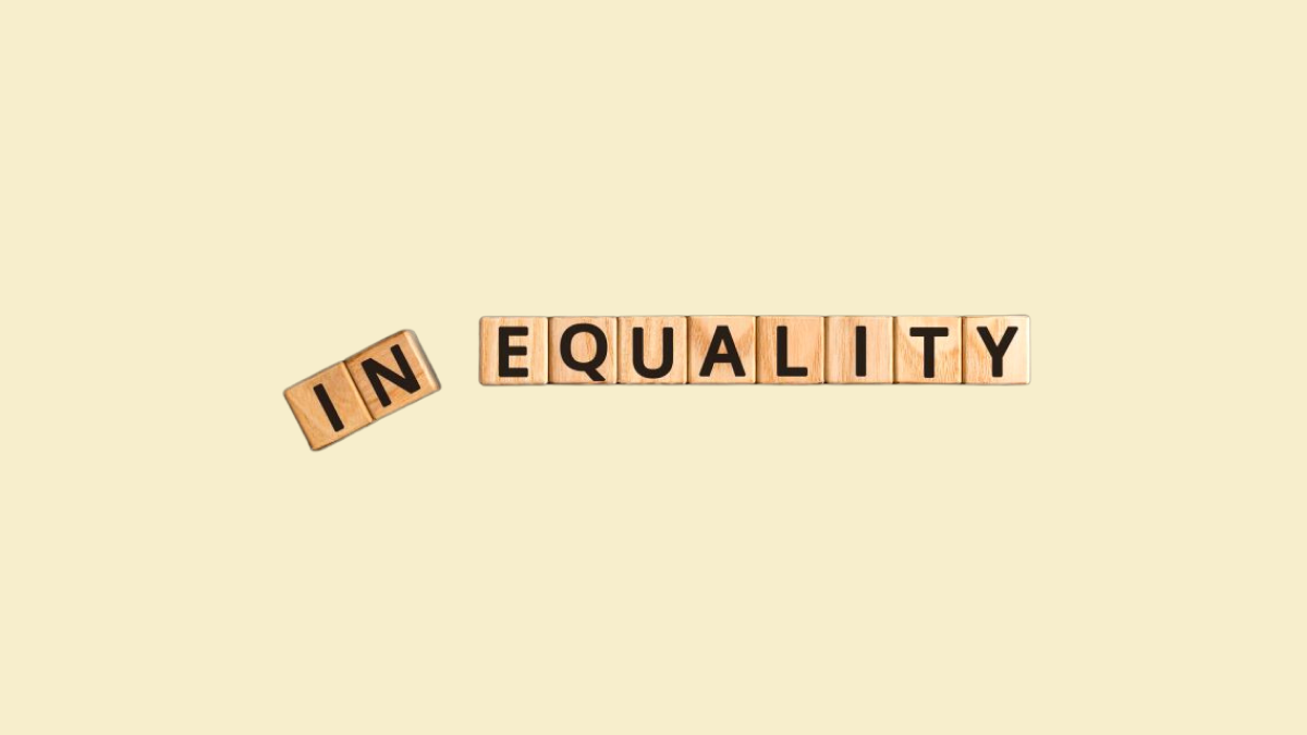 in equality