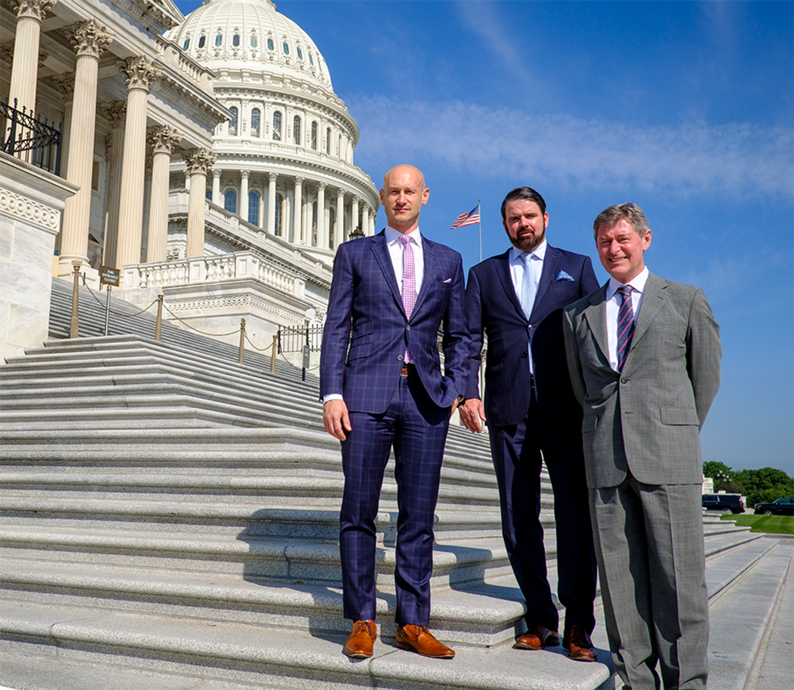 vestwell visits dc to talk 401k and tax reform with congress