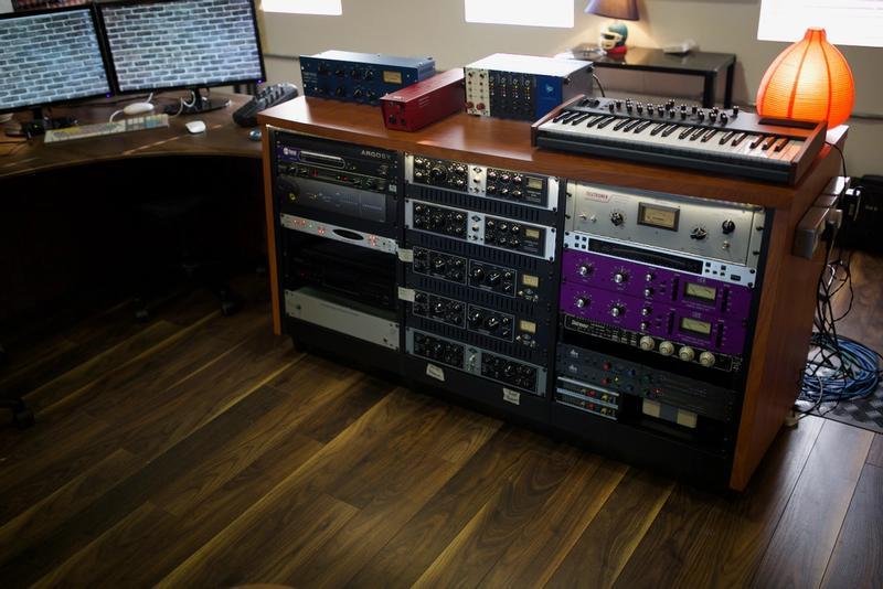 Control Room Rack A