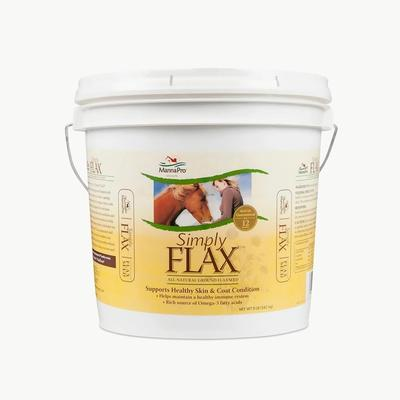 MannaPro Simply Flax All-Natural Ground Flaxseed