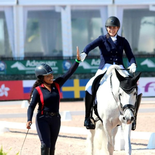 From Everyday Life to the Paralympics: Beatrice de Lavalette Conquers All
