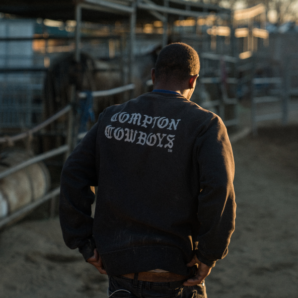 Meet The Compton Cowboys & How They're Supporting Their Community Through Horseback Riding