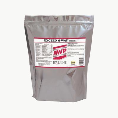 MVP Exceed 6-Way Pelleted Supplement