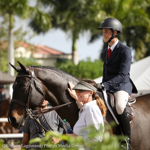 How Top Equitation Trainer Stacia Klein Madden Plans Out The Year For Her Students
