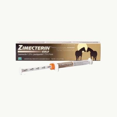 Merial Zimecterin Gold Horse Dewormer