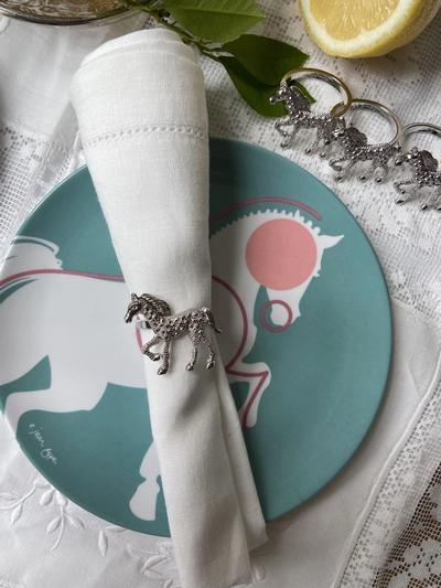 Hanoverian Napkin Rings