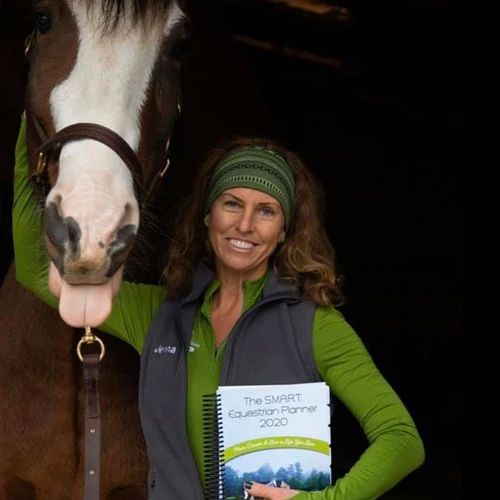 Meet The SMART Equestrian: Jenna Knudsen