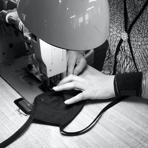 Corro Brand Spotlight: EquiFit's Alexandra Cherubini Pivots To Make Face Masks For Purchase & Donation