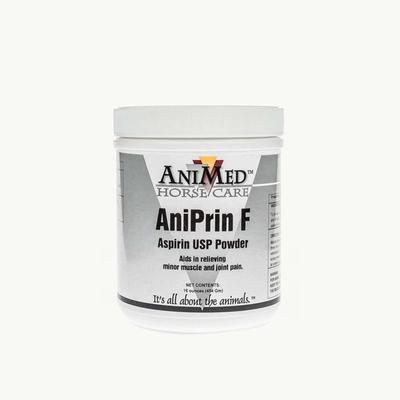 AniMed AniPrin F Aspirin USP Powder Supplement for Muscle & Joint Pain