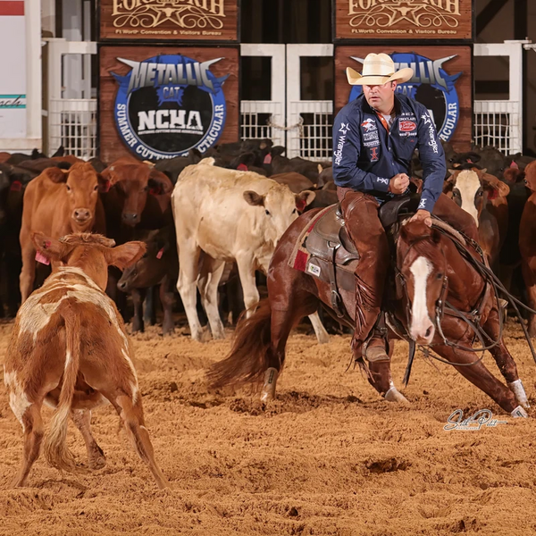 Cutting 101 with Grant Setnicka: The Ins & Outs of This Popular Equine Sport